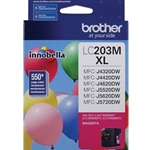 BROTHER LC203MS MAGENTA INK