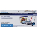 BROTHER TN221C TONER CART CYAN
