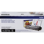 BROTHER TN221BK BLACK TONER
