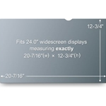 24IN WDSCRN LCD PRIVACY FILTER