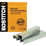3/8 IN HVY-DUTY STAPLES 1000CT