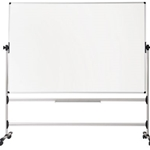 EARTH SILVER REVERS MAG EASEL