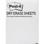 15 DRY ERASE SHEETS 11X16