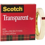 SCOTCH 1/2 X72YD TAPE
