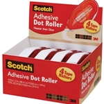 ADHESIVE DOT ROLLER VALUE PACK