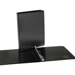 1 IN BLACK BASIC BINDER