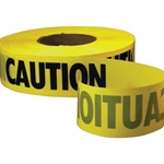1000X3 CAUTION CAUTION TAPE