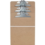 CLIPBOARD LETTER SIZE 3PACK