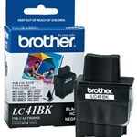 BROTHER LC41 BLACK INK