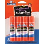 ELMERS GLUE STICKS PRPLE 4PK