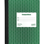 100CT GREEN COMP BOOK