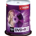 16X DVD+R 100PK SPINDLE