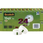 SCOTCH MAGIC TAPE 24 PACK