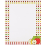 APPLES LETTERHEAD 25PK