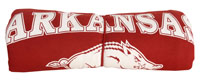Blanket Arkansas Over Hog Cardinal